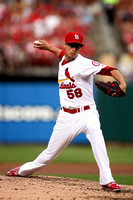 MLB: JUN 21 Rangers at Cardinals