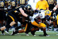 NCAA FOOTBALL 2010 - Sept 11 -  Missouri Tigers defeat McNeese Cowboys 50-6