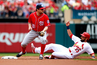 MLB: MAY 01 Nationals at Cardinals