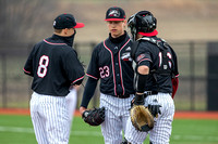 SIUE Baseball v Western IL 16 March 2021 Game 2