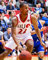 Men's Basketball : Eastern Illinois at SIUE