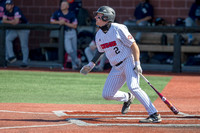 SIUE Baseball v UT Martin 9 April 2021 Game 1