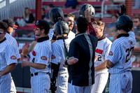 SIUE Baseball v UT Martin 9 April 2021 Game 2