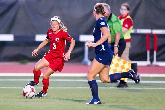 Women's Soccer : Belmont Bruins at SIUE