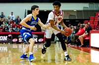 Men's Basketball : Brescia at SIUE