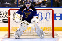 NHL: APR 21 Western Conference Quarter-finals - Sharks at Blues - Game 5