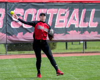 SOFTBALL : Tennessee Tech at SIUE