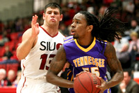 NCAA BASKETBALL 2011 - Feb 22 - Tennessee Tech at Southern Illinois University Edwardsville