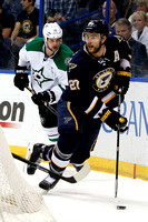 NHL: MAR 29 Stars at Blues
