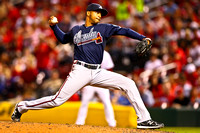 MLB: SEP 10 Braves at Cardinals