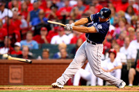 MLB: MAY 22 Padres at Cardinals