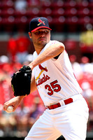 MLB: JUL 01  Pirates at Cardinals