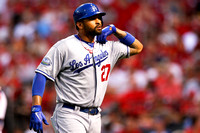 MLB: JUL 24 Dodgers at Cardinals