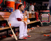 MLB: AUG 18 Giants at Cardinals