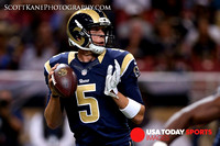 NFL: Preseason-Indianapolis Colts at St. Louis Rams