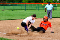 Varsity & JV vs. Collinsville 7 May 2013