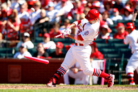 MLB: MAY 12  Rockies at Cardinals