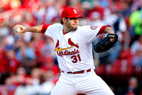 MLB: MAY 13  Mets at Cardinals