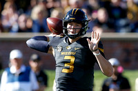 NCAA FOOTBALL: OCT 22 Middle Tennessee at Missouri