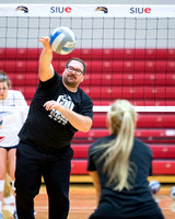 Women's Volleyball : Belmont Bruins at SIUE