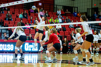 Women's Volleyball : Eastern Illinois at SIUE