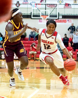 Women's Basketball : Central Michigan at SIUE