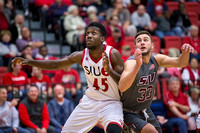 Men's Basketball : SIUC at SIUE