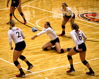 Volleyball: SIUE v Evansville
