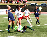 SIUE Women's Soccer vs Murray State 16 Oct 2016