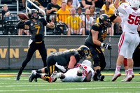 NCAA FOOTBALL: SEP 20 Indiana at Missouri