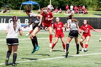SIUE Womens Soccer vs IUPUI 12 August 2017