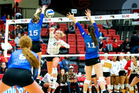 SIUE Volleyball v Eastern Illinois 1 Nov 2017