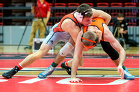 Wrestling: SIUE vs Campbell and VMI