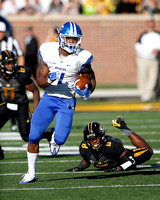 Middle Tennessee at MIZZOU 22 Oct 2016