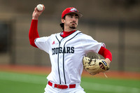 BASEBALL : Tennessee Tech at SIUE
