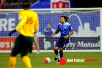 Soccer: FIFA World Cup Qualifier-St. Vincent & The Grenadines at USA