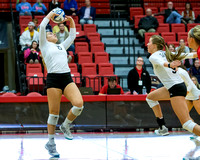 Women's Volleyball : Murray State at SIUE