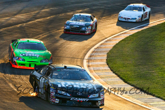 NASCAR: Nationwide Series Missouri-Illinois Dodge Dealers 250 - Gateway International Raceway
