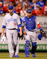 MLB: APR 02 Cubs at Cardinals