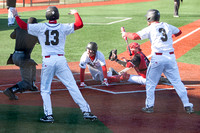 SIUE Baseball vs Northern Illinois 3 March 2017