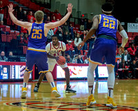 Mens Basketball : Tennessee Tech at SIUE